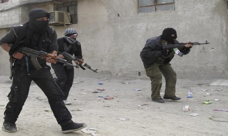 استشهاد 4 شرطيين فى هجوم على كمين المنوات بالجيزة