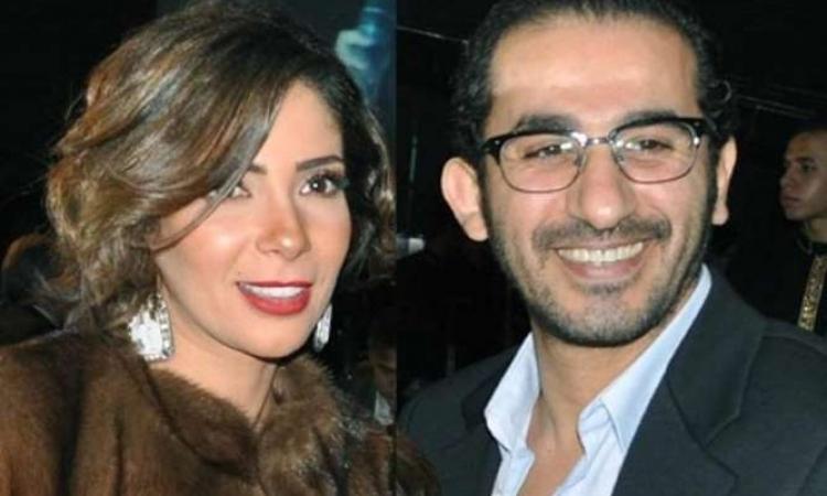 أحمد حلمي ومنى زكي يحكيان قصة حبهما.. بعد وضع مولودهما الثالث يونس