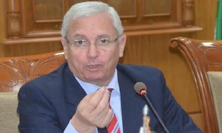 وزير التعليم العالى يثمن مبادرة التعليم الموقعة بين مصر والولايات المتحدة