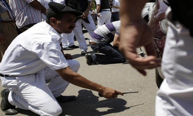 استشهاد شرطى وإصابة آخرين فى هجوم على نقطة إطفاء بالقليوبية