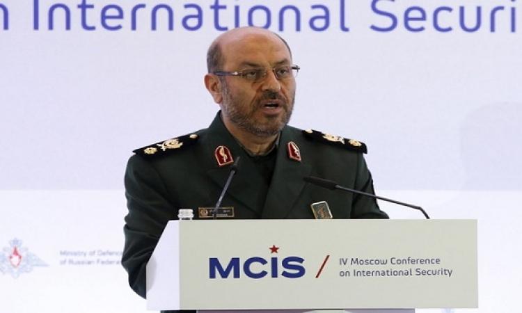 وزير الدفاع الإيراني: السعودية تهئ الظروف لسقوطها وتدمير ما لايمكن إصلاحه