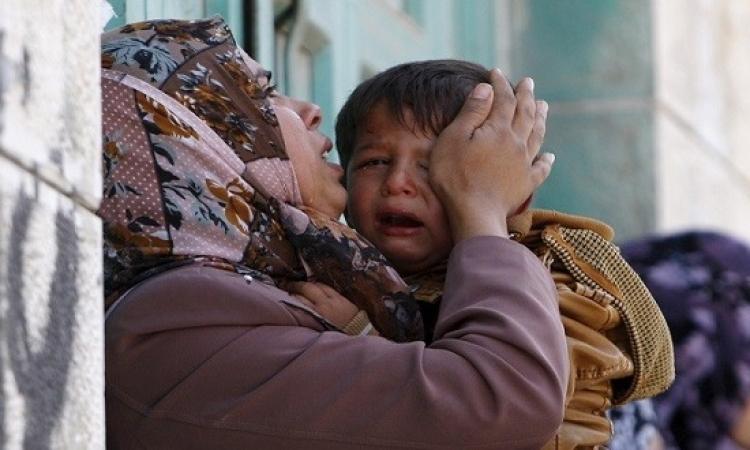 الشرطة الاسرائيلية تعتقل طفلا فلسطينيا عمره 6 سنوات !!