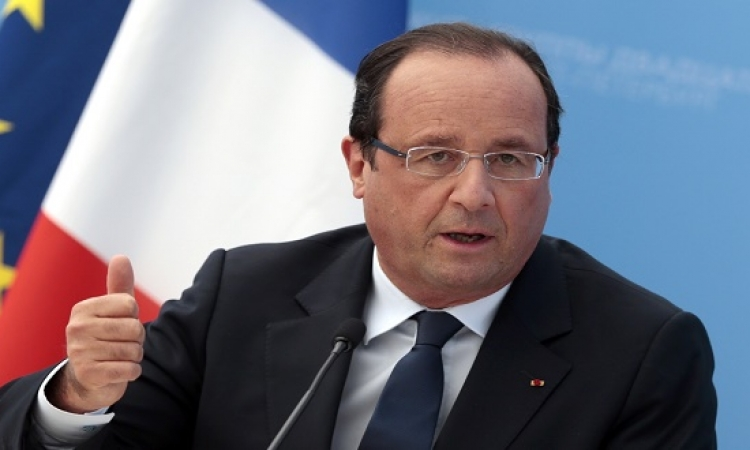 الرئيس الفرنسى يلتقى رئيس وزراء بريطانيا لبحث إصلاح الإتحاد الأوروبى