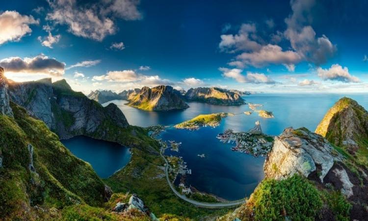 النرويج .. بلاد الفاينكج وأرض الجمال