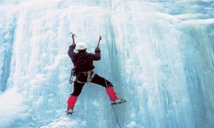 رحلة استكشافية لتحديد آلم تسلق الجبال