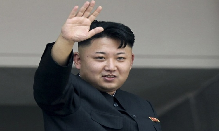 زعيم كوريا الشمالية يشرف على تجربة بالستية جديدة