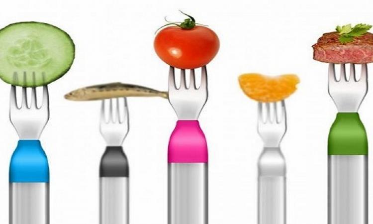 الشوكة الذكية لإنقاص الوزن تهتز كل ما تاكل زيادة