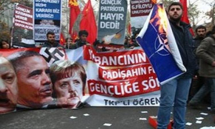 حزب الوطن التركى: مصر تخلصت من قوى الأستعمار الإخوانى