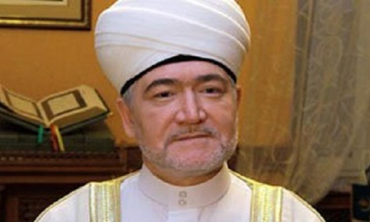 مفتى روسيا للمصريين: اخيرًا بقا عندكم رئيس