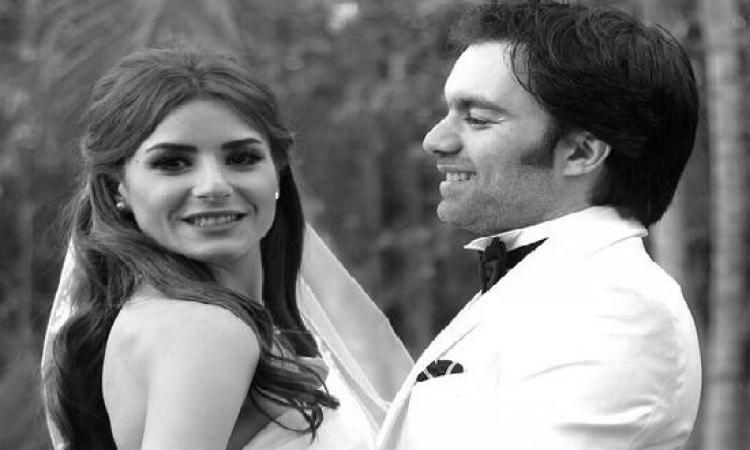 بالصور .. حفل زفاف شريف رمزى وريهام أيمن