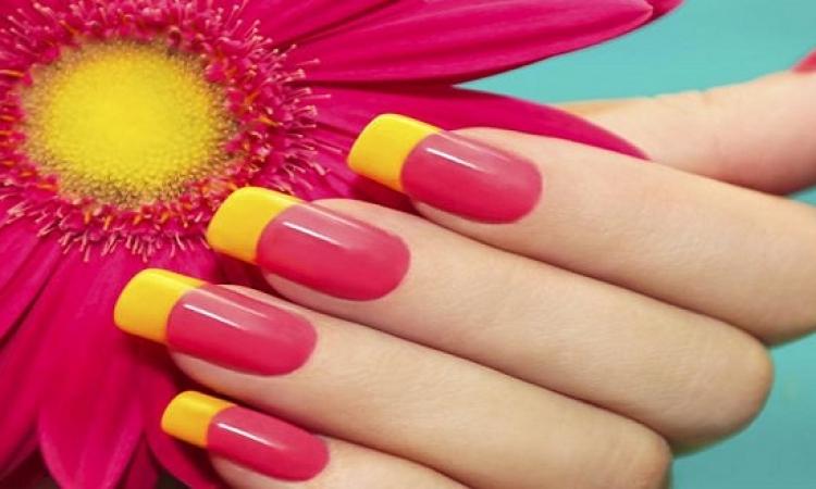 4 نصائح للحصول على صيحات أظافر ملونة