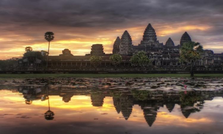 سحر جمال الطبيعة الخلابة فى كمبوديا