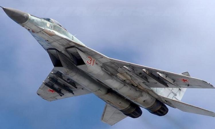 مصر تشترى من روسيا 46 طائرة مقاتلة  ميج 29 بـ 2 مليار دولار