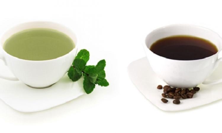 القهوة والشاى يخفضان خطر الموت بنسبة 15 بالمائة