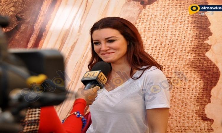 أروى جودة : سعيدة بسندس رغم إنها ارهقتنى جدًا بسبب ..؟!