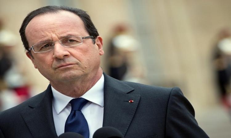 الرئيس الفرنسى يتوجه إلى إنجلترا لإجراء مباحثات مع رئيس الوزراء البريطانى