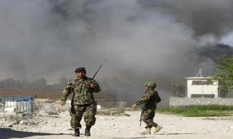 26 شرطيا وجنديا أفغانيا لقى مصرعهم