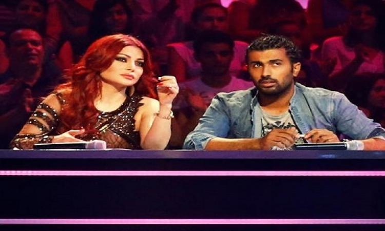 من أنشأ الخلاف  بين هيفاء وهبى والمخرج محمد سامى؟!