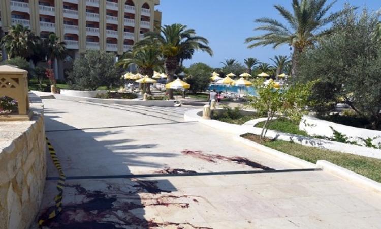 بالفيديو والصور .. اللحظات الأولى لهجوم سوسة الإرهابى
