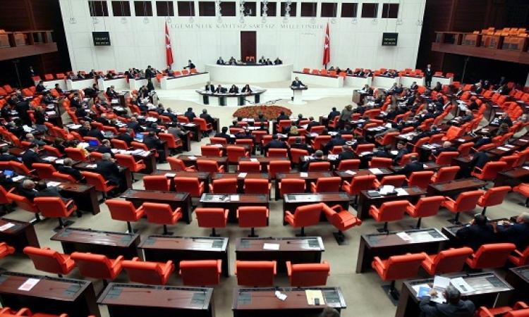 البرلمان التركى يصادق على تطبيع العلاقات مع إسرائيل