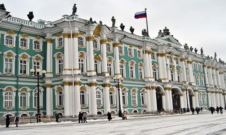 سان بطرسبرج تستعد لاستضافة قرعة كأس العالم 2018