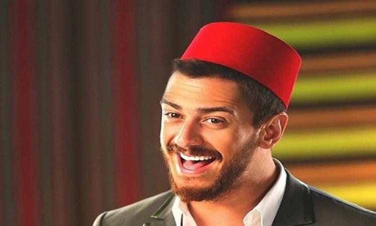"""بالفيديو والصور.. سعد لمجرد لجمهوره: """"صدق اللى قال اعطيه العصير"""""""