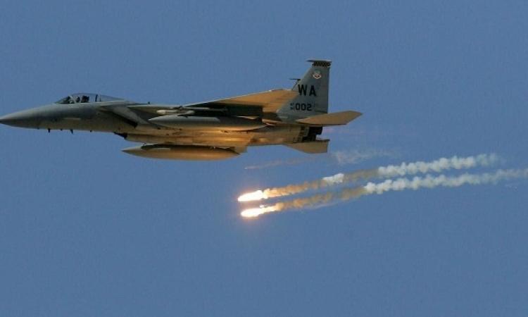 غارة إسرائيلية على بيت حانون ردًا على قذيفة صاروخية اطلقت من قطاع غزة