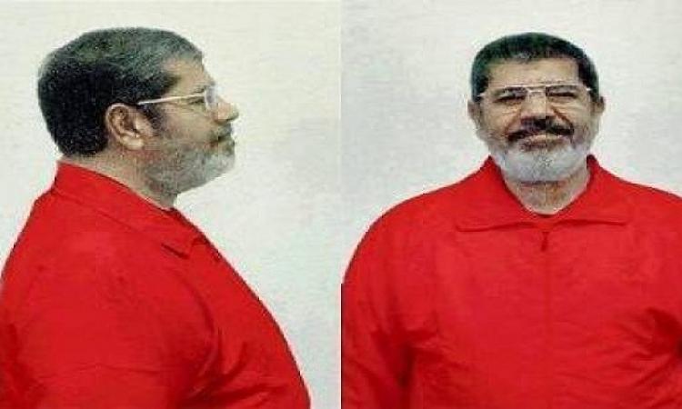 الجنايات تستأنف اليوم قضية التخابر .. وأول ظهور لمرسى بالبدلة الحمرا