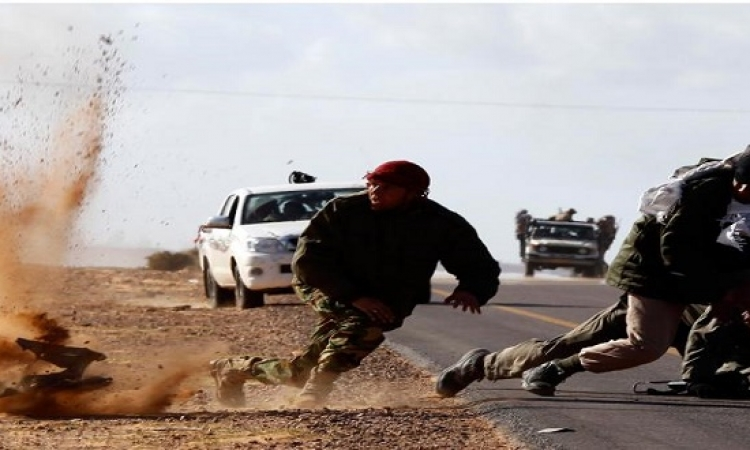 داعش يعدم مواطن ليبى فى سرت الغربى