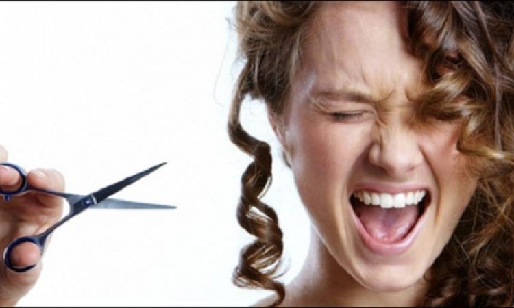 طرق علاج قصات الشعر السيئة