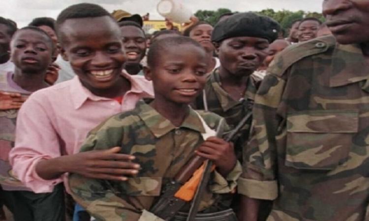 تجنيد نحو ألف طفل بجنوب السودان