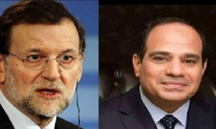 رئيس وزراء اسبانيا : اغتيال بركات عمل جبان .. ومتضامنون مع مصر