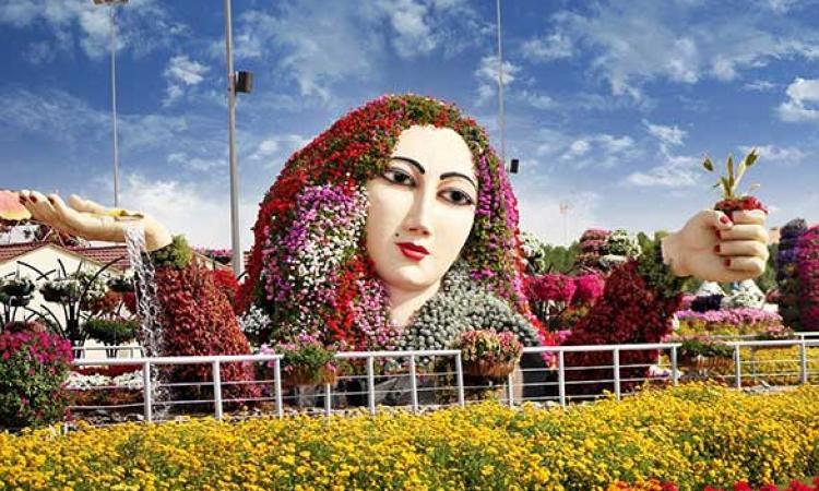 شاهد أكبر حديقة زهور فى العالم
