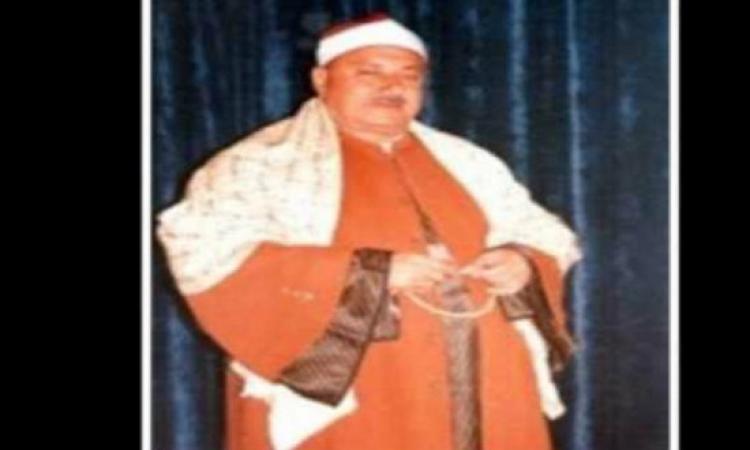 استمع .. ابتهالات للشيخ محمد الطوخى .. لى فيكى يا أرض الحجاز حبيب