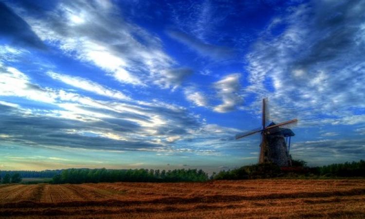 طواحين الهواء تسقط فى رياح نقص الأموال الهولندية