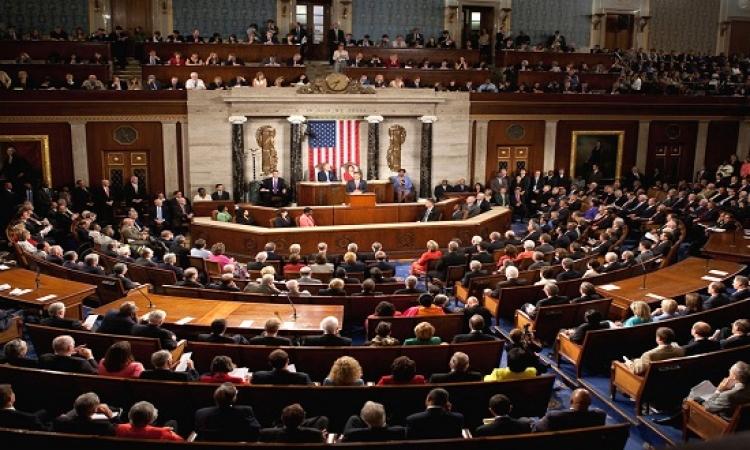الكونجرس الأمريكى يوافق على منح إسرائيل مساعدة قدرها 40 مليون دولار