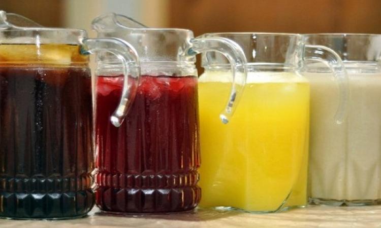 مشروبات رمضانية صحية  منعشة على الفطار
