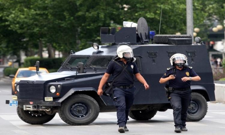 مقتل 9 أشخاص فى تفجيرات واشتباكات بتركيا وفرض حظر تجول وسط ديار بكر