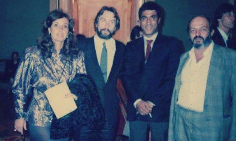 حكاية روبرت دي نيرو مع أحمد زكى وزوجة رجل مهم