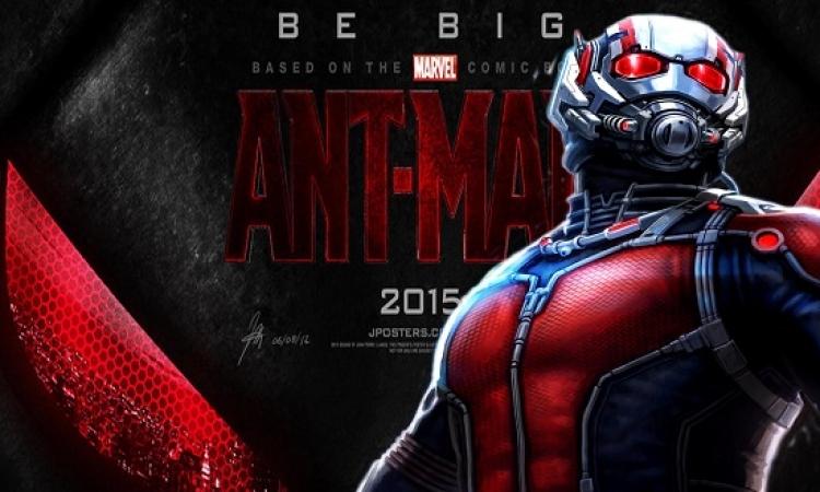بالفيديو والصور .. Ant Man يتصدر الايرادات فى امريكا بـ 57.5 مليون دولار فى يومين !!