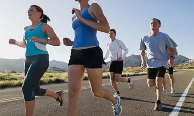 المشى السريع يقى الجسم من الإصابة بالسكرى