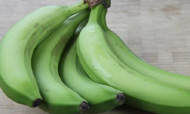 قشر الموز الأخضر حلك السحرى لإنقاص الوزن