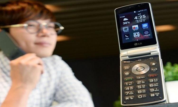 """إل جى تكشف عن هاتفها الذكى """"جنتل"""""""