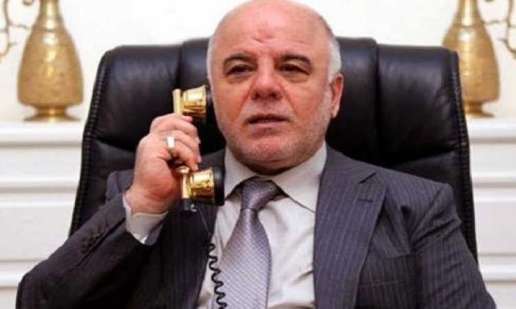 العبادى يطالب تركيا مجدداً بالانسحاب من الموصل