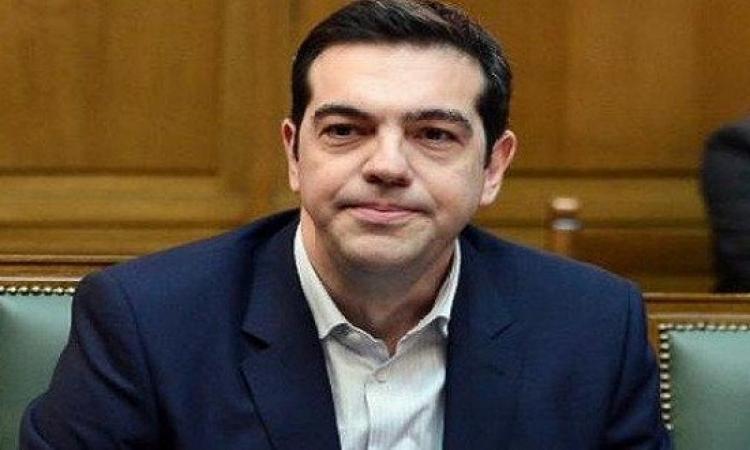 """رئيس الوزراء اليوناين """"ألكسيس تسيبراس"""" لا يرى أولاده ولا والدته بسبب الأزمة"""