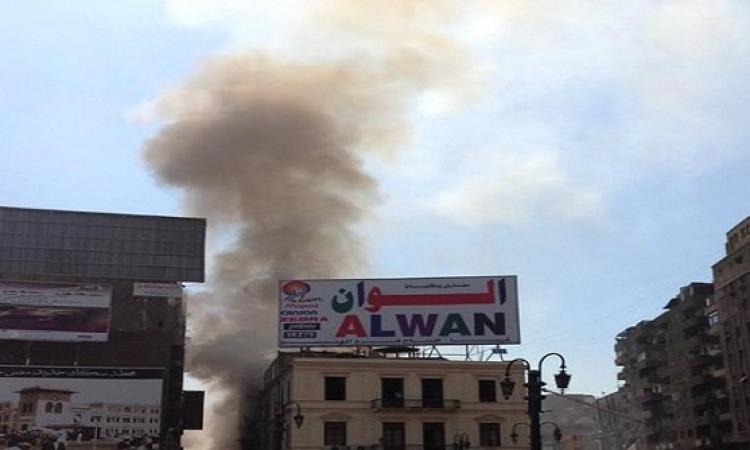 حريق هائل فى الفجالة .. و17 سيارة اطفاء للسيطرة عليه