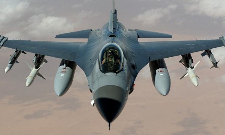 بعد ايام من استلام طائرات الرافال الفرنسية .. أمريكا تسلم مصر 8 طائرات إف 16