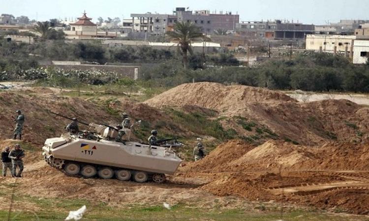 قرار جمهورى بمد الطوارئ فى شمال سيناء لمدة ثلاثة أشهر