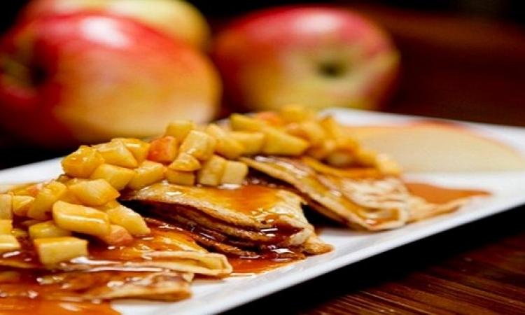حضرى كريب التفاح الحلو لأطفالك وأسعديهم