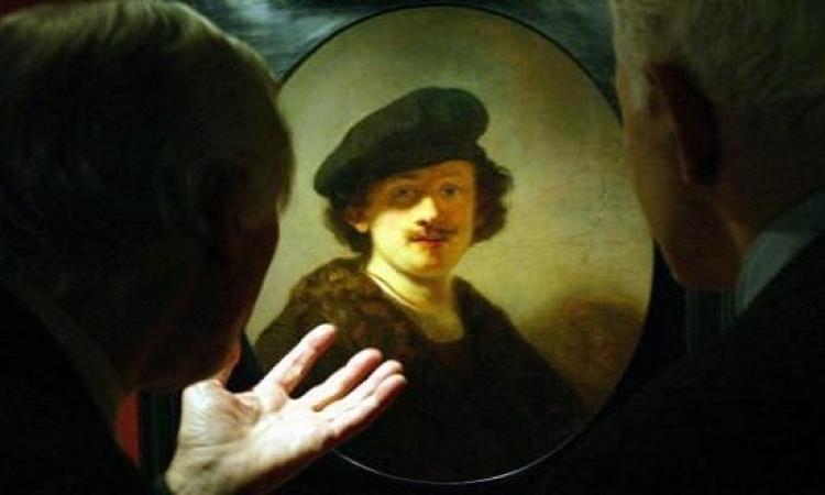 سيلفى القرن الـ17 فى معرض بهولندا